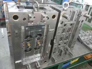 الصين Hasco Standard Precise Plastic Injection Mold With Four Cavities المزود